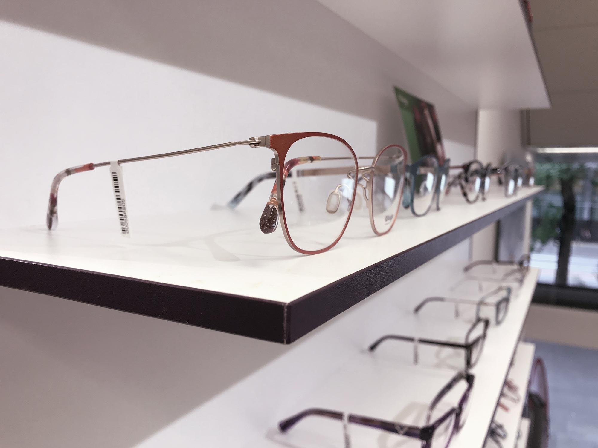 Brille kaufen i Zug